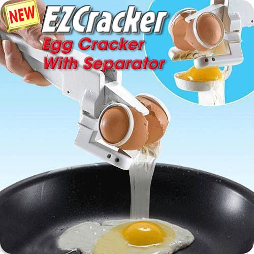 Buy Ezcracker Handheld Egg Cracker With Separator online