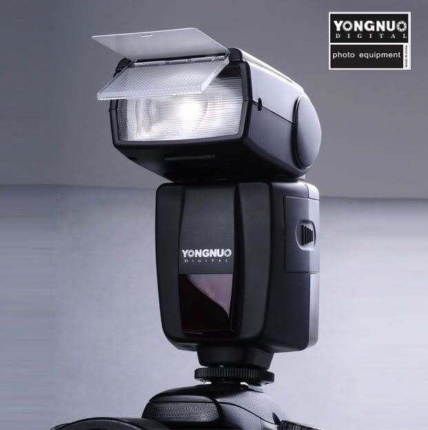 Buy Yongnuo Yn-460 Speedlight Flash Canon Nikon Panasonic Lumix Olympus & Other online
