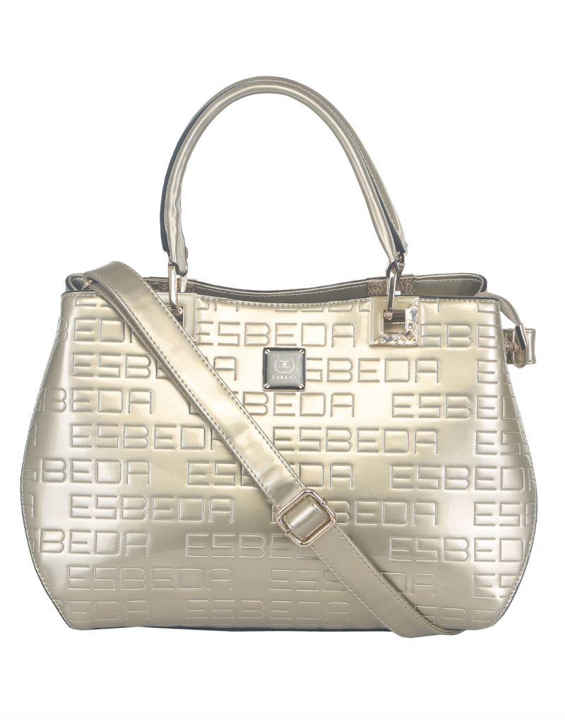 Esbeda Las Handheld Bag Gold Color D1847 1245 Online