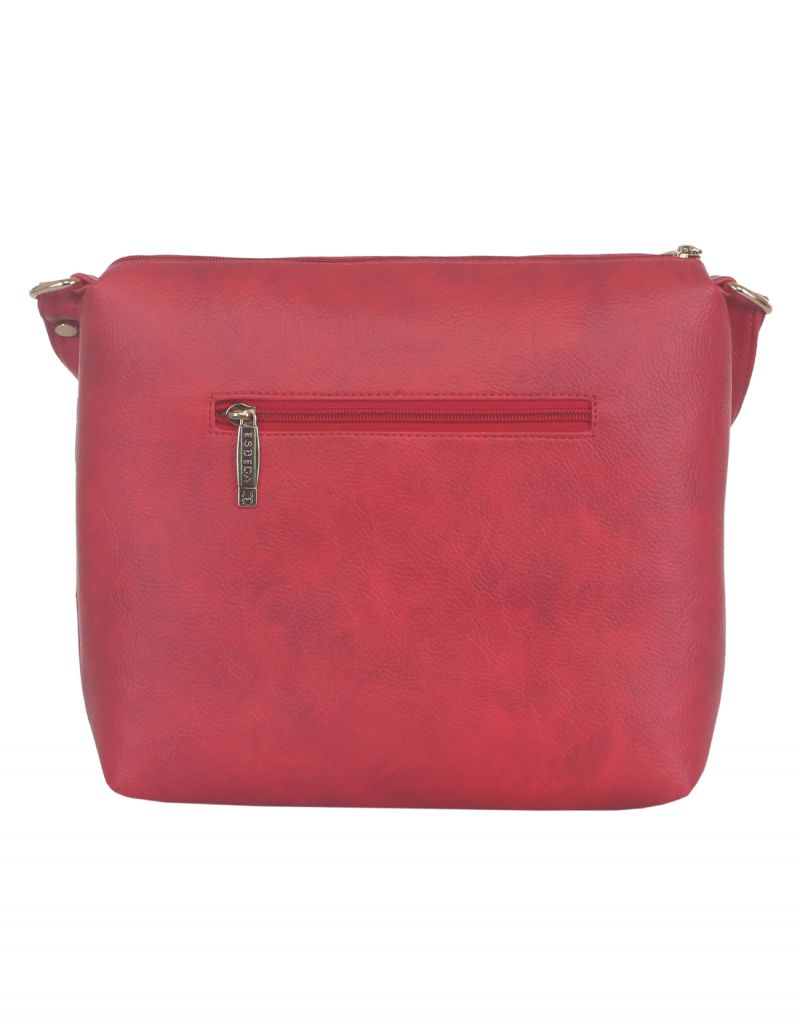 Buy Esbeda Ladies Sling Bag Red Color (ad230716_1435) Online ...
