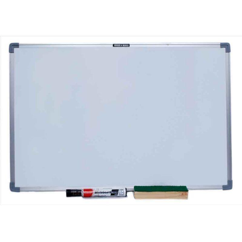 Buy Roger And Moris White Board Combo (2 Feet X 2 Feet) online