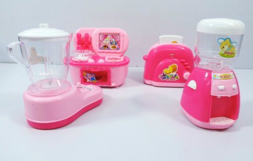 Kids Household Kitchen Set With Light And Sound Pakistan S Best