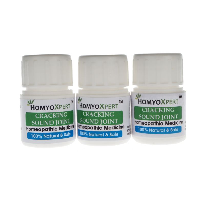 Buy Homyoxpert Cracking Sound Joint Homeopathic Medicine For One Month online