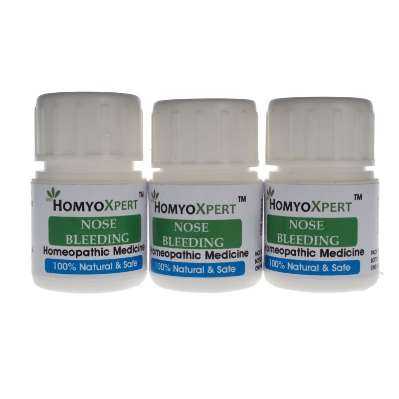 Buy Homyoxpert Nose Bleeding Homeopathic Medicine For One Month online