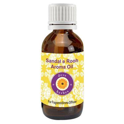 Buy Sandal -e- Rooh Aroma Oil - 30ml (fragrance Made In Spain) online
