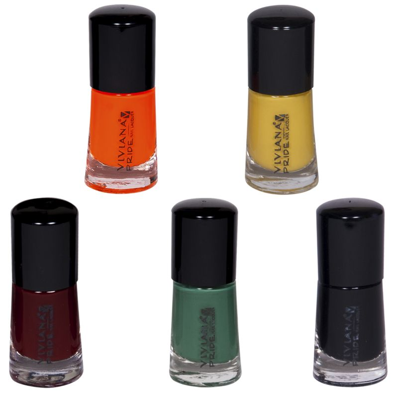 Buy Viviana Colour Special Nail Paint Pack online