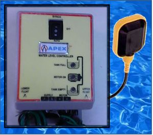 Buy Apex Automatic Water Pump Controller For 230 V Submersible Pump online