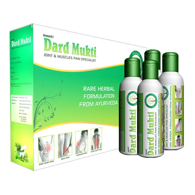 Buy Deemark Dard Mukti Oil online