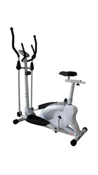 impact low elliptical bike