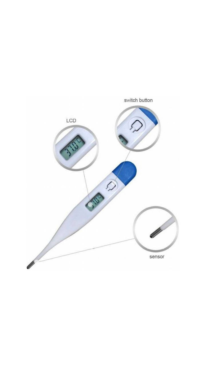 Buy Deemark Digital Thermometer online