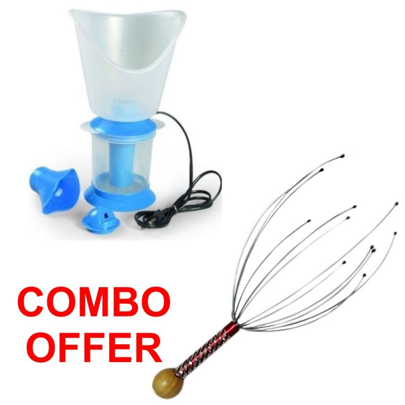 Buy Deemark Combo Of Vaporizer With Bokomo online