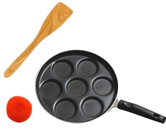 Buy Amazing Mini Uttapam Pancake Omlette Pan online