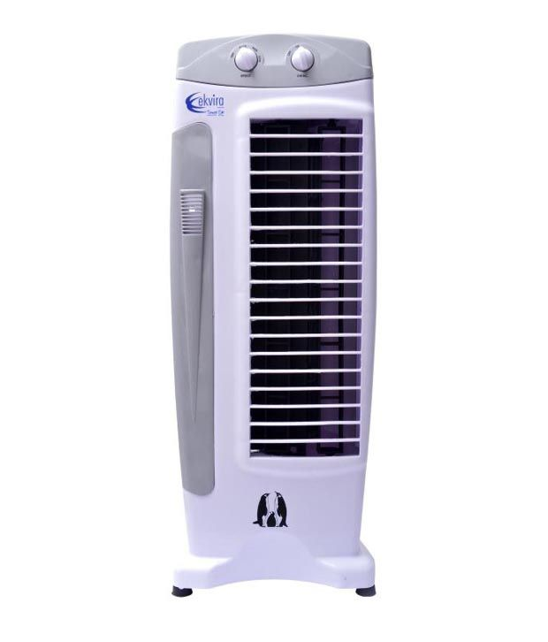 Buy Ekvira Tower Fan White online