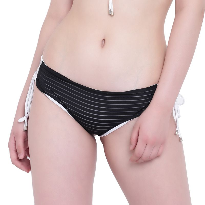Buy Black La Intimo Seashow Panty Resort/Beach Wear online