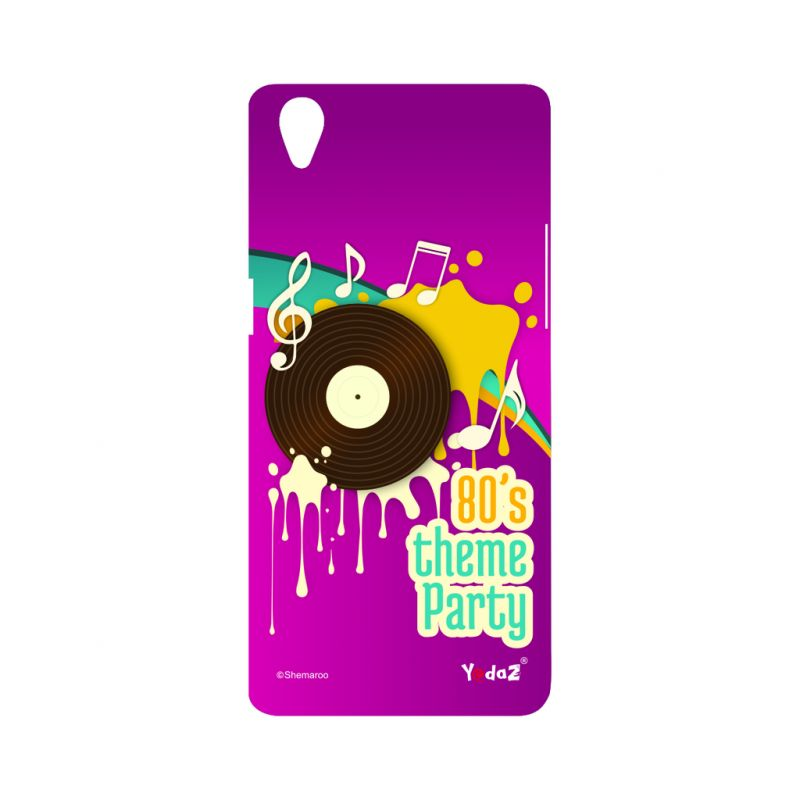 Buy Yedaz Mobile Back Cover For OPPO F1 Plus online