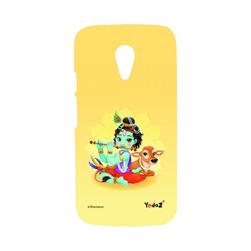 Buy Yedaz Mobile Back Cover For MOTO G2 online