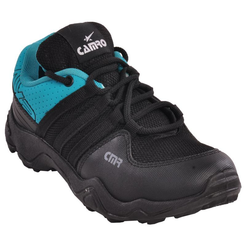 Buy Camro Black & Seagreen Sports/running/gym/sneakers/casual Shoe For Men's online