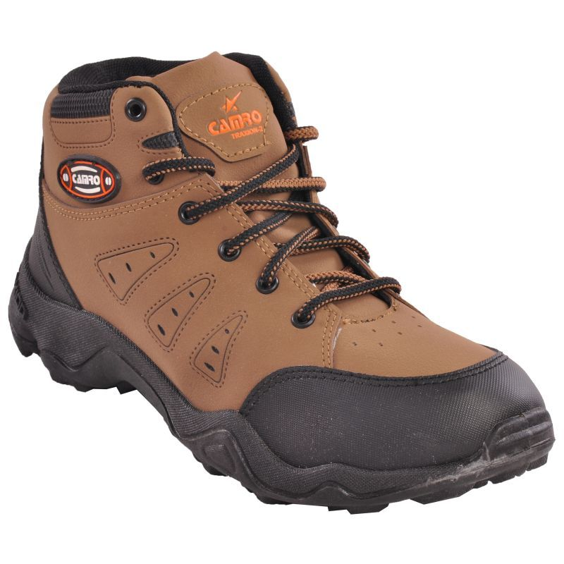 Buy Camro Tan Sports/boots/gym/sneakers/casual Shoe For Men's online
