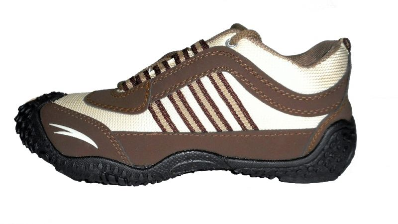 Buy Alex Sports Cool Air Brown And White Running Shoes_alex-brown online