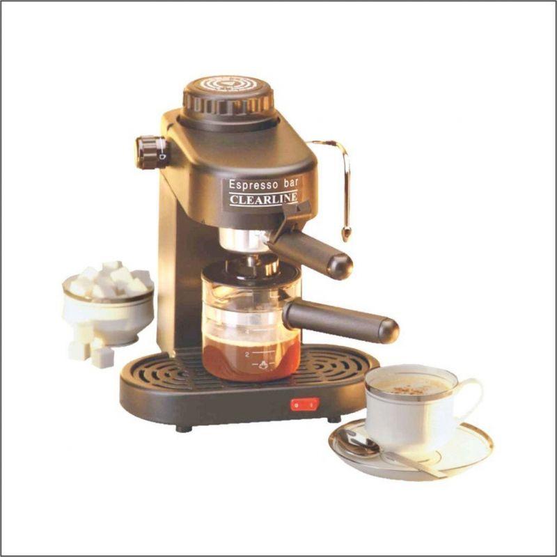 Clearline Espresso Coffee Maker Cuccino Machine Online