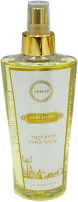 Buy Armaf High Street Body Mist - 250 Ml (for Women) online