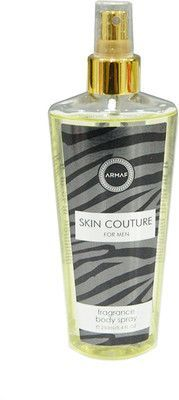 Buy Armaf Skin Couture Body Mist For Men online