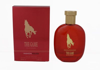 Buy Fashion Police The Game Red Edt - 100 Ml (for Men) online