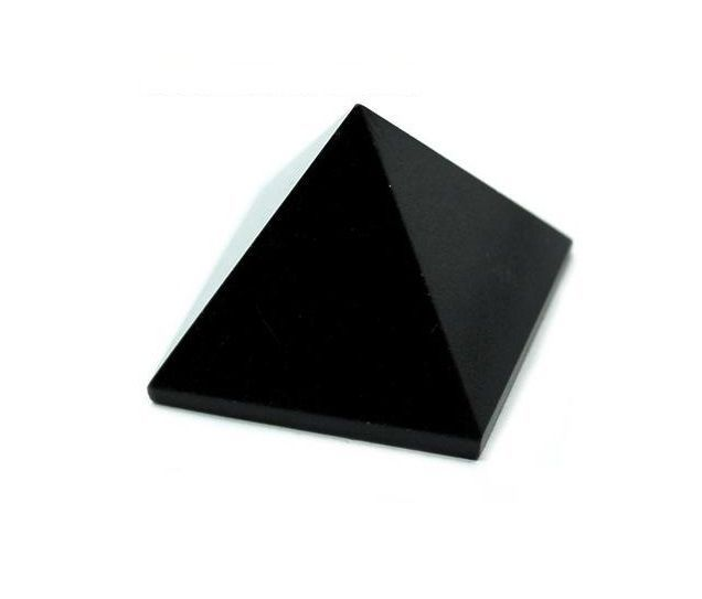 Buy Black Tourmaline Pyramid 50 Grams online