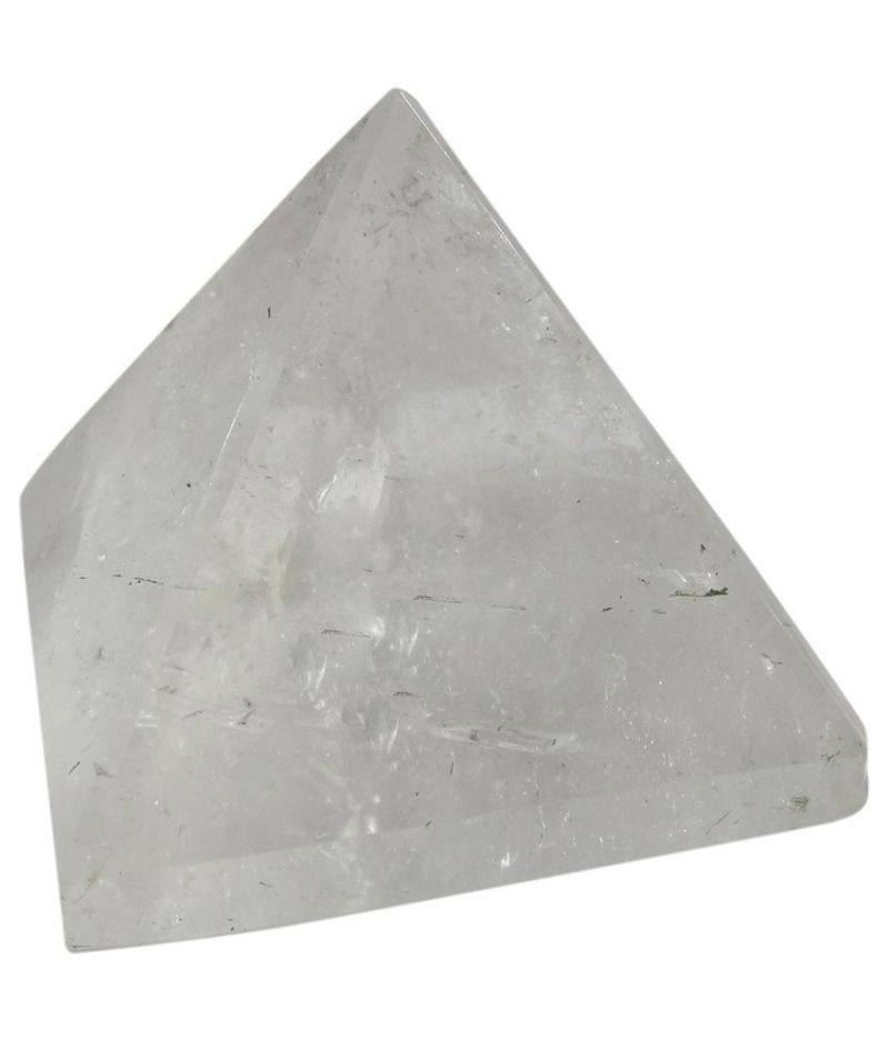 Buy Clear Quartz Crystal Pyramid 100 Grams online