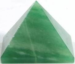 Buy Green Aventurine Pyramid Crystals Healing Crystal Fengshui Crystals online