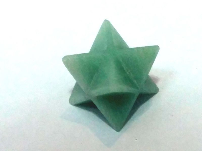 Buy Green Aventurine Merkaba Star, Green Aventurine Star online