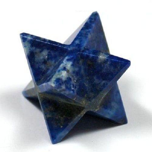 Buy Lapis Lazuli Merkaba Star, Lapis Lazuli Star online