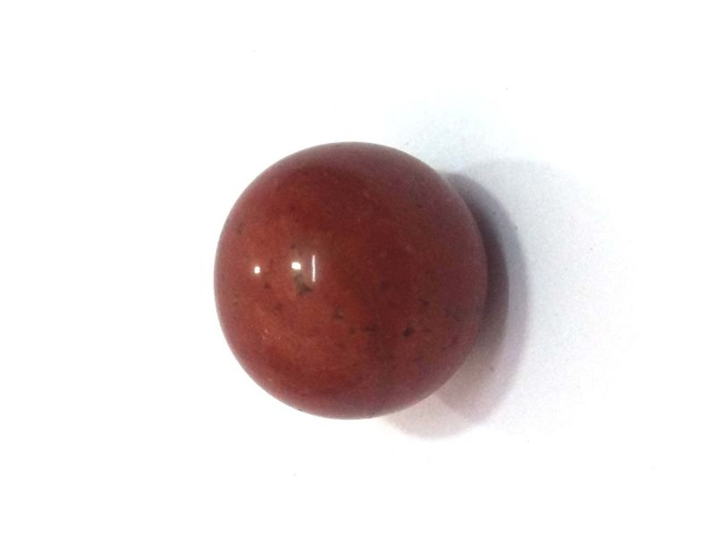 Buy Red Jasper Stone Sphere / Ball ( 20 MM ) online