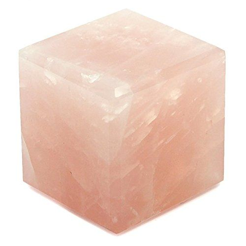 Buy Natural Rose Quartz Crystal Cube online
