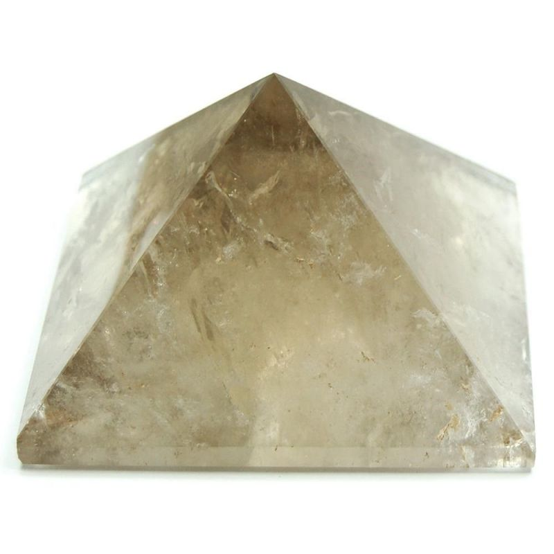 Buy Smoky Quartz Crystal Pyramid ( 50 Grams) online