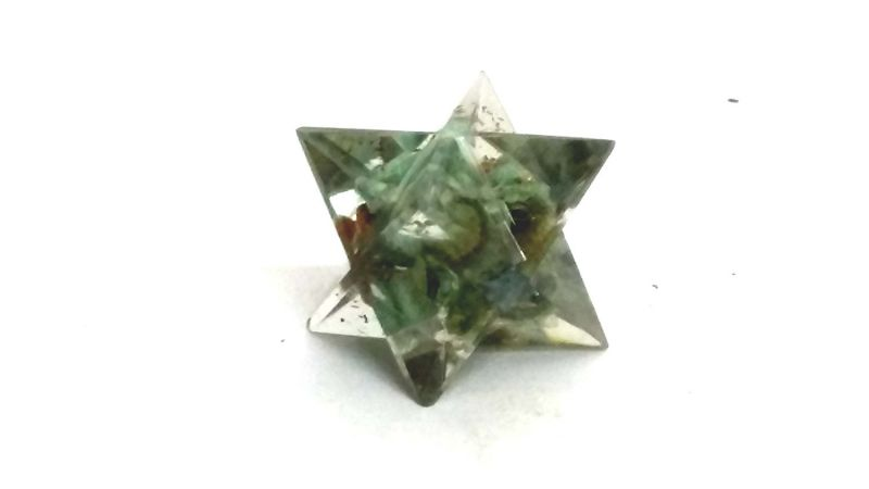 Buy Green Aventurine Crystal 30 MM Markaba Star online