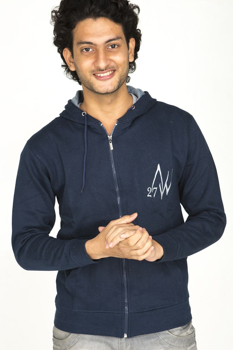Buy 27ashwood Navy Mens Pullover online