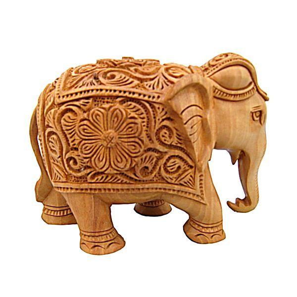 Buy Wooden Elephant Chwe2750 online