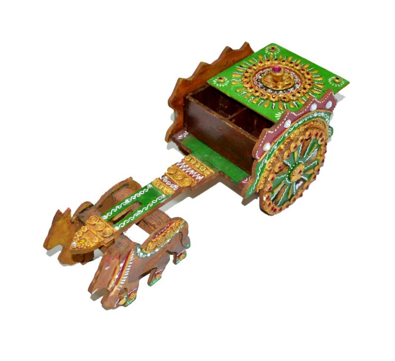 Buy Chitrahandicraft Dry Fruit Box 6 online