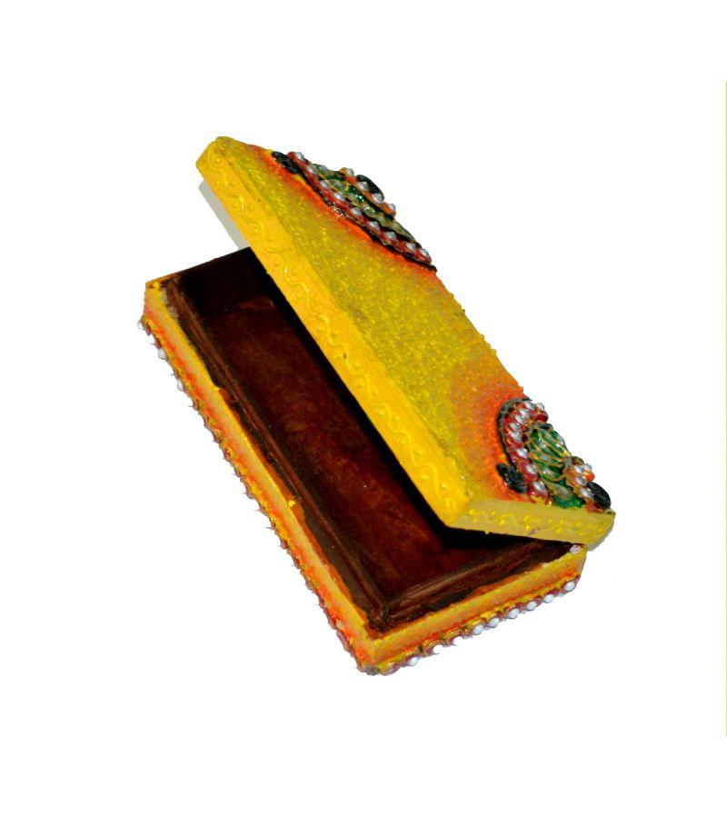 Buy Chitrahandicraft Decorative Jewellery Box online