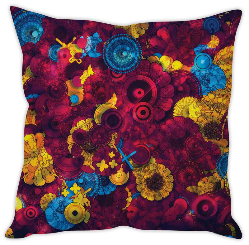 Buy Stybuzz Color Abstract Cushion Cover online
