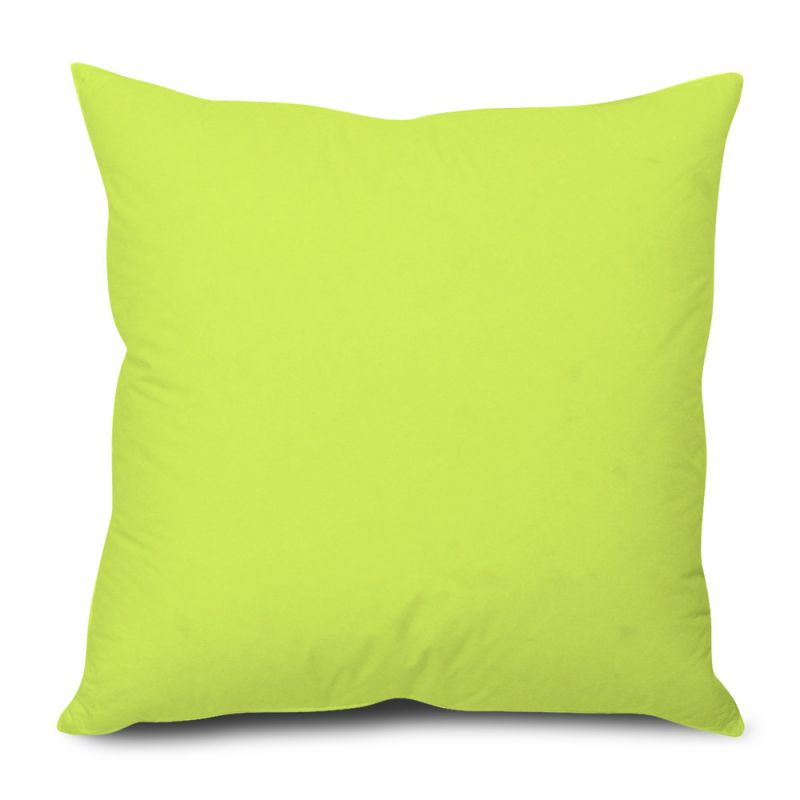 Buy Stybuzz Green Solid Cushion Cover online