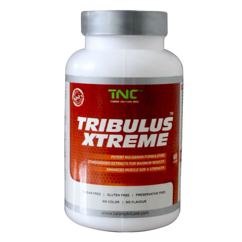 Buy Tara Nutricare - Tribulus Xtreme Raise Your Body's Testosterone & Growth Hormone Production In Unflavor online