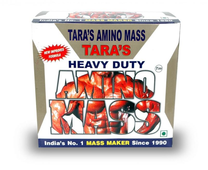 Buy Tara Nutricare - Amino Mass Protein Blend In Vanilla Flavour online