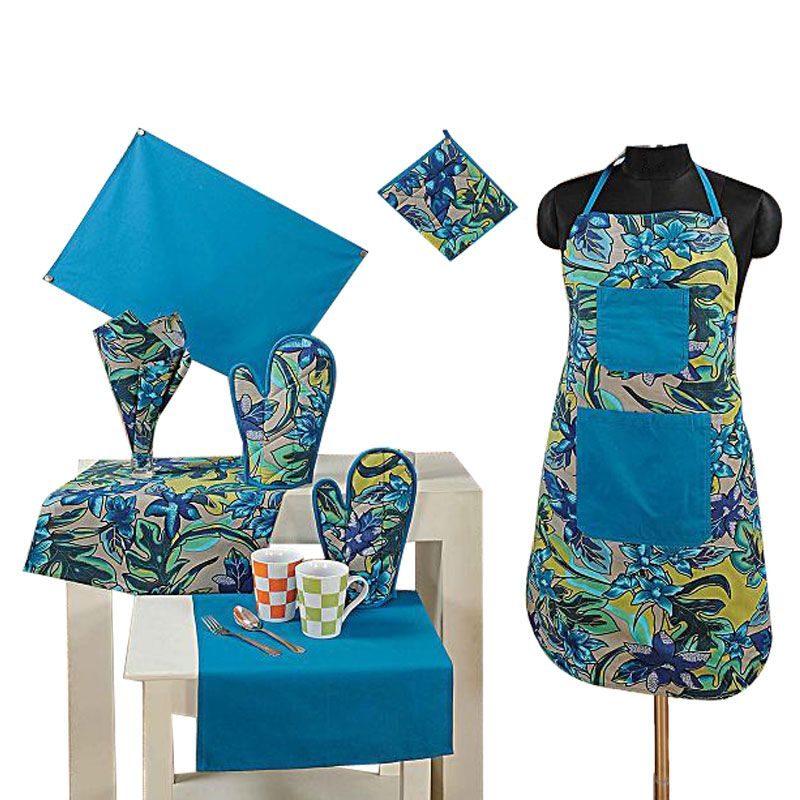 Buy Fabulloso Forest Flora Kitchen Linen Set online