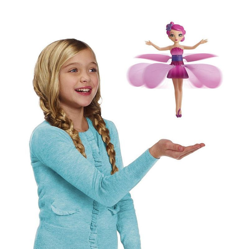 Buy Flying Fairy Infrared Induction Control Flying Angel Doll online