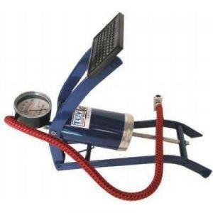 Buy Cm Treder Mini Multi-purpose Foot Pump Air For Bike, Car, Toys, Football online