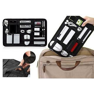 Grid It Electronics Cosmetics Tool Organizer Bag Pouch Ipad Table Accessori Online Best Prices In India Rediff Ping