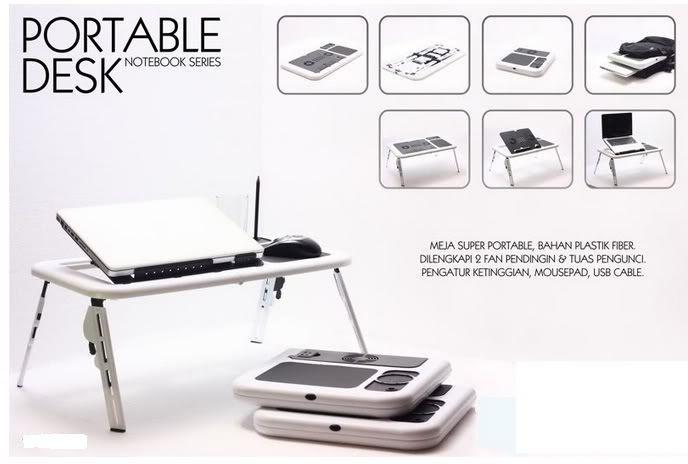 Buy Super Thin Portable & Foldable E-table - Original E-table online