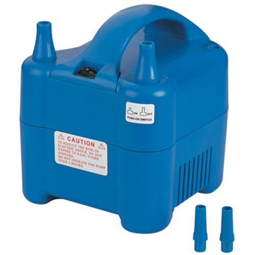 Buy Electric Balloon Pump Two Inflation Ports For Home Party Functions Use Etc online